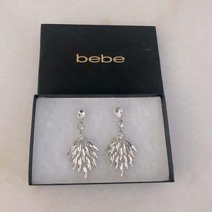 BEBE earrings.